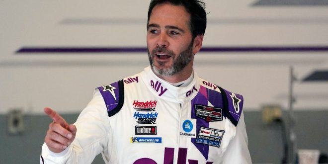 Jimmie Johnson set for latest challenge, as the NASCAR legend takes on IndyCar