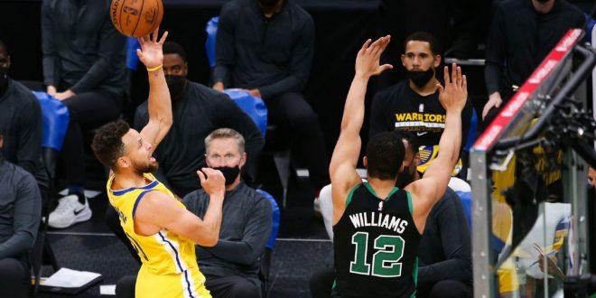 Curry scores 47, matches Kobe with torrid streak