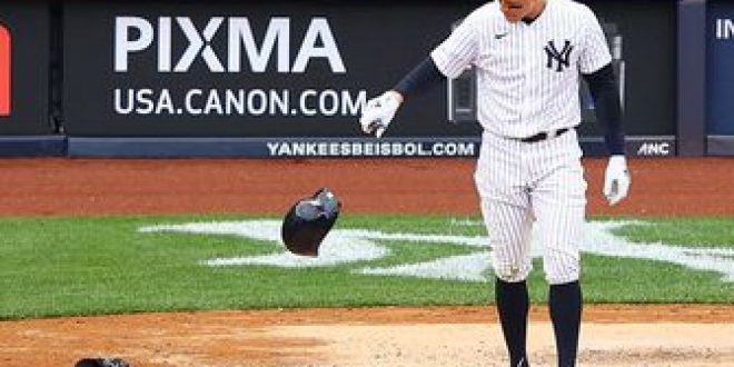 Yankees lose fifth straight, lose to Rays 4-2 on way to getting swept
