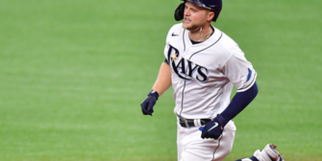 Mike Zunino, Austin Meadows go back-to-back in Rays dominant win over Royals, 14-7