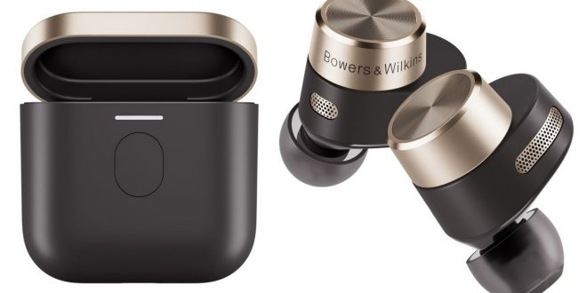 Bowers & Wilkins' New Wireless Earbuds Can Stream Audio From Devices Without Bluetooth, Including Airplane Seats