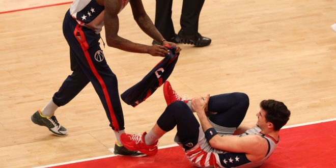 Source: Wizards' Avdija has hairline ankle fracture