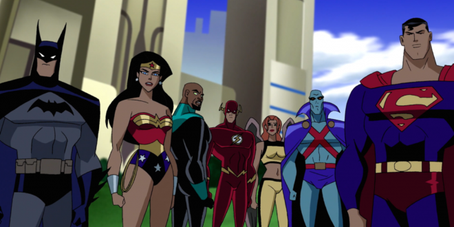 DC's Animated Justice League Is Getting Its Own Comic