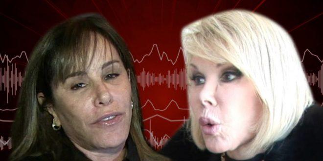 Melissa Rivers Hurt 'Mrs. Maisel' Doesn't Admit Joan Rivers Inspiration