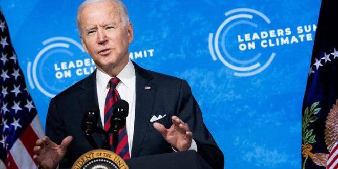 Joe Biden ramps up US ambition to slash greenhouse gas emissions as summit lifts climate hopes