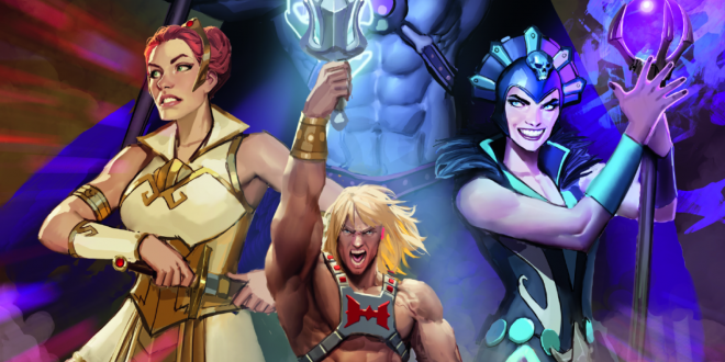 Kevin Smith's He-Man Universe Expands With Prequel Comic for Dark Horse