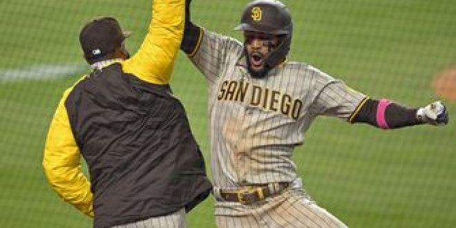 Fernando Tatis Jr. cranks two homers as Padres beat Dodgers, 6-1