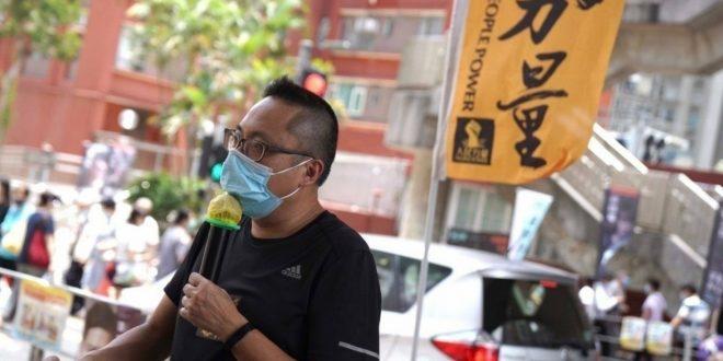 Tam Tak-chi loses bid to get sedition trial scrapped