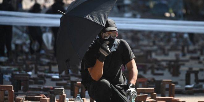 HK protesters will not be forgotten: Oscars winner
