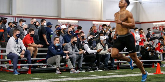 Inside how scouting in a pandemic might lead to surprise-filled 2021 NFL draft