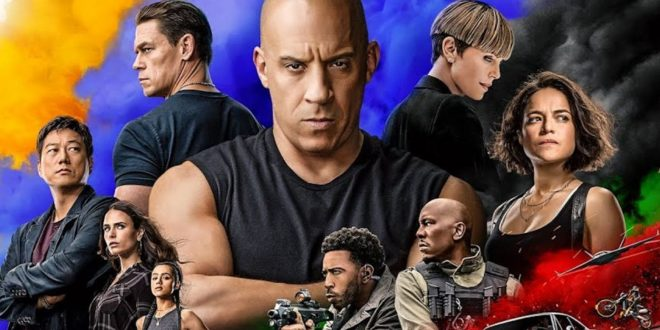 All 8 Fast and Furious Movies Will Be in Theaters for Free Before F9 Debuts