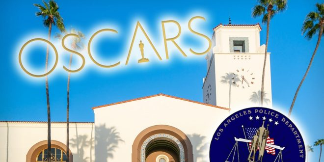 Oscars' L.A. Train Station Location Sees Crew Members Getting Mugged