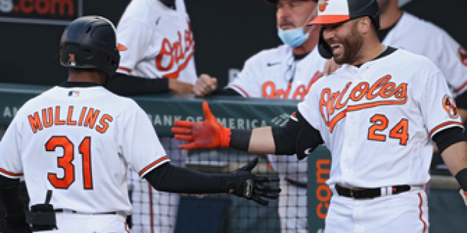 Cedric Mullins goes yard twice to power Orioles over Yankees, 4-2