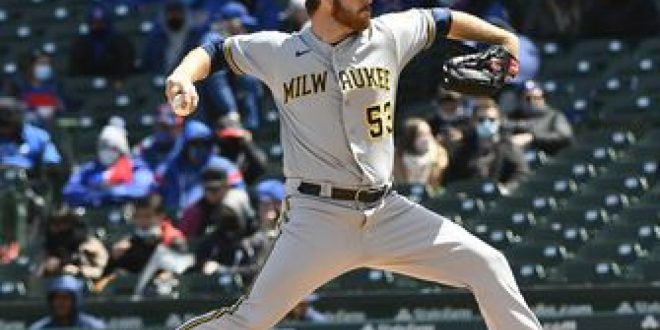 Brandon Woodruff dazzles in Brewers' 6-0 trouncing of Cubs