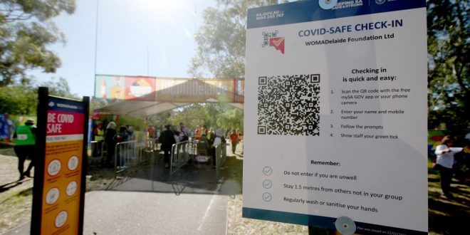 Man Banned From Carrying 'Loose QR Codes' After Altering Covid Check-In Signs