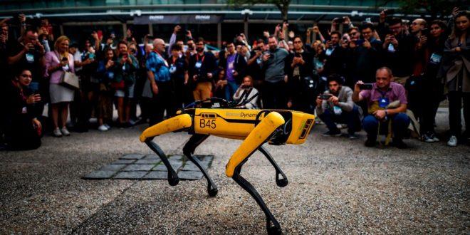 NYPD Puts Down Its Godforesaken Robot Dog
