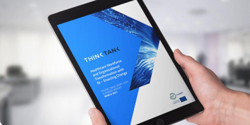 EIT Health launch new report on AI in health