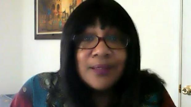 Stephanie Bottom speaks with