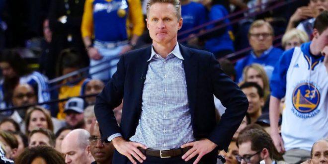 Kerr laments some missing fundamentals in NBA