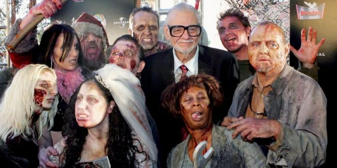 Twilight of the Dead, George A. Romero's Final Zombie Film, Might Actually Get Made