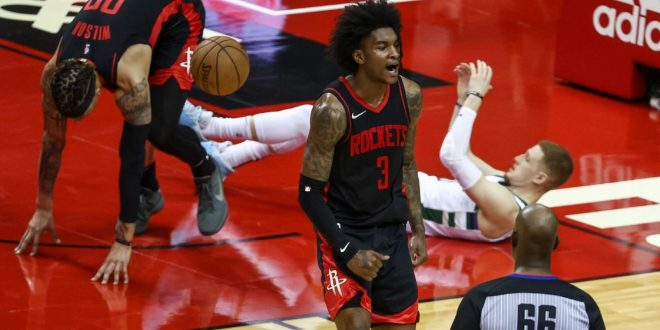 Rockets' Porter Jr., 20, 4th youngest to score 50