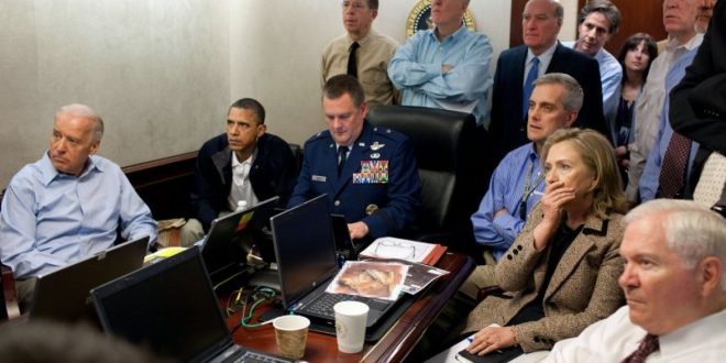 On This Day, May 1: Obama announces Osama bin Laden's death