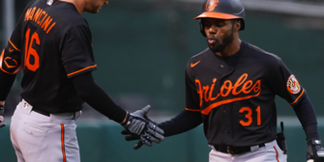 Cedric Mullins homers, drives in two runs as Orioles edge Athletics, 3-2