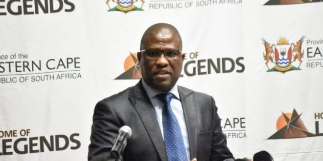 Decisions of the executive council meeting of the Eastern Cape provincial government held on April 28