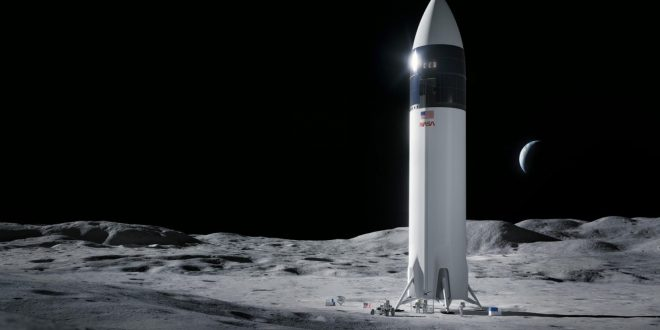 NASA Suspends SpaceX's Work on Lunar Lander Until Complaints Over Contract Are Resolved