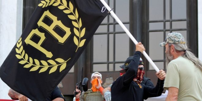 Proud Boys Canada dissolves itself, says it was never a 'white supremacy' group