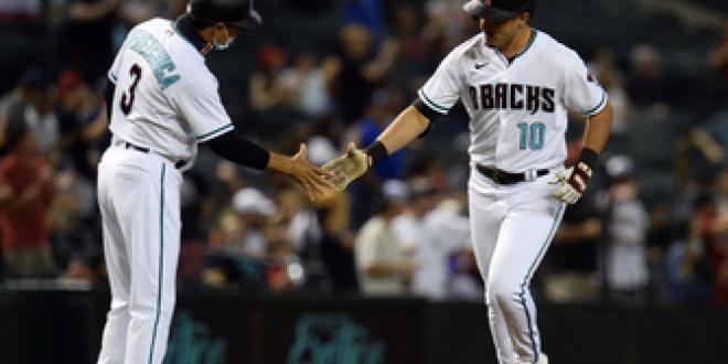 Josh Rojas homers in second consecutive game, Diamondbacks beat Rockies, 7-2