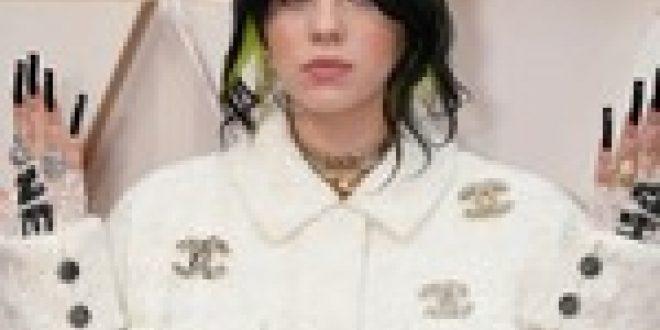 Billie Eilish Set to 'Power' Into U.K. Top 10