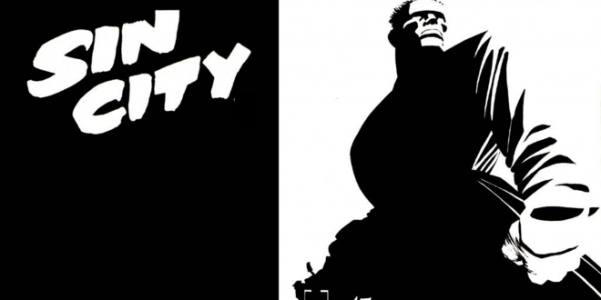 Sin City 30th Anniversay Edition Headed to Bookstores This Fall