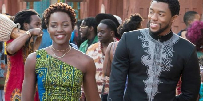 Black Panther's Lupita Nyong'o Talks Sequel and Missing Chadwick Boseman