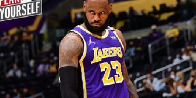 """Chris Broussard: LeBron's play-in complaints are poor timing and """"self-serving"""" 