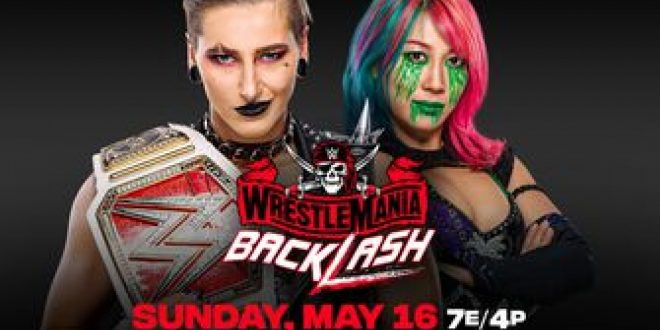 Raw Women's Champion Rhea Ripley vs. Asuka