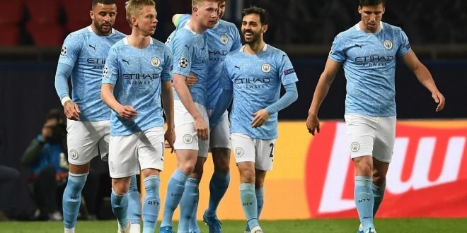 Manchester City ousts PSG to reach first CL final