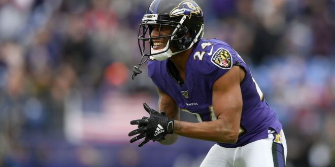Ravens CB Peters calls out 'disrespectful' Rams