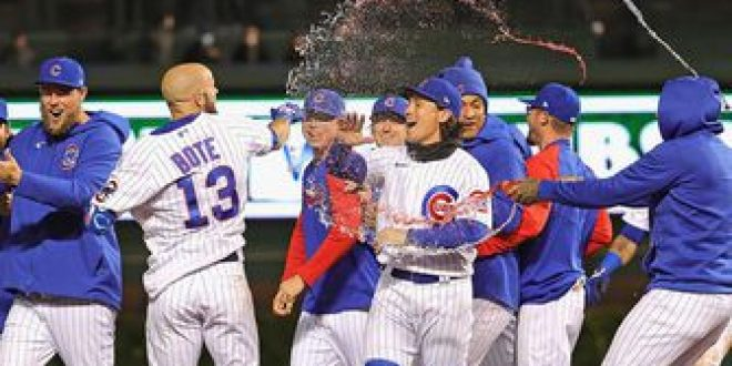 David Bote slaps walk-off single as Cubs earn 4-3 win and doubleheader sweep over Dodgers