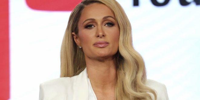 Paris Hilton sheds light on 'stop being poor' shirt
