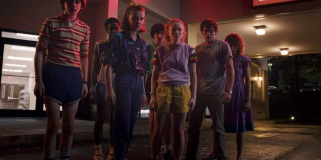 A New Stranger Things 4 Teaser Reminds Us Powerful Beings Are Afoot
