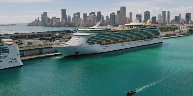 CDC Says 'Test Cruises' Can Start With Volunteer Passengers to Prove They're Covid Safe