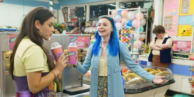 Pink Skies Ahead Transformed Jessica Barden's Relationship With Mental Health