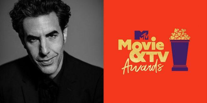 Sacha Baron Cohen Will Receive The Comedic Genius Award At The 2021 MTV Movie & TV Awards