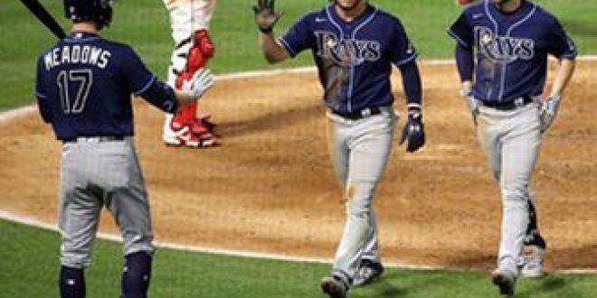 Brandon Lowe three-run homer in 7th sinks Angels in 3-1 Rays win