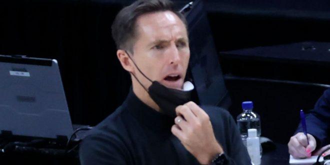 Nash: Nets' slide a good playoff 'dress rehearsal'
