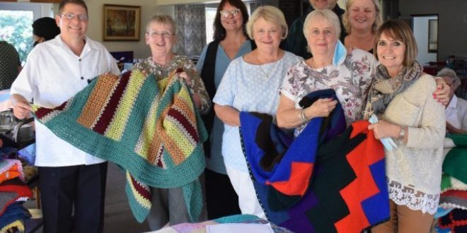 Blankets for the less fortunate