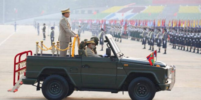 Myanmar's junta approves US$2.8 billion investment, including gas power plant