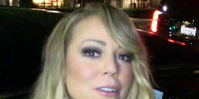 Mariah Carey Tells Singer Who Sampled 'Shake It Off' to Talk to Lawyer