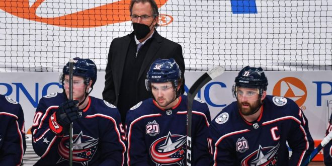 Source: Tortorella out after 6 years in Columbus